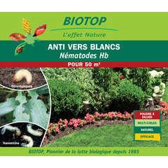 Nématodes utiles hb anti vers blancs - 25m