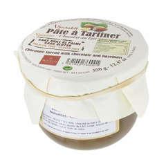 Pate tartiner nois chocolat lait noisettes 350g