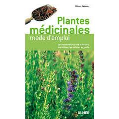 Livre: Plantes médicinales, mode d'emploi