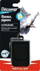 Répulsif oiseaux, pigeons. Ultrason