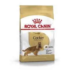 Croquette chien cocker adult - 3kg