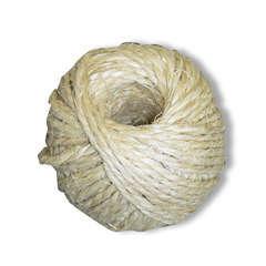 Ficelle en fibre naturelle Beige 30M 100G