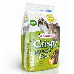 Aliments Rongeurs  Cuni Crispy 2,75 kg