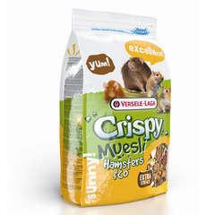 Aliments Rongeurs  Hamster Crispy 1 kg