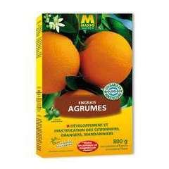 Engrais granulé pour Agrumes : 800g