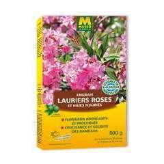Engrais granulé Lauriers et plantes de haie 800 g.