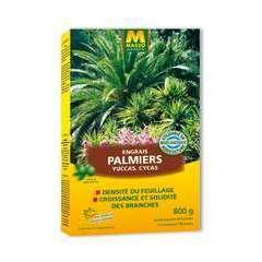 Engrais granulé à la pulpe olives pour Palmiers 800g