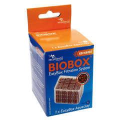 Easybox aquaclay l : plastique glaise l.7 x l.8,2 x h.10 cm