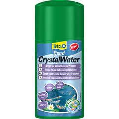 Clarificateur d'eau Tetrapond Crystalwater pour bassin : 250 ml