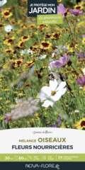 Mélange fleuri ' Oiseaux' 200 g - En boite