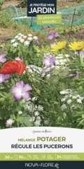 Mélange fleuri ' Pucerons ' 200 g - En boite