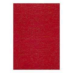 Feuille Décopatch 'Les faux unis' 336 - Rouge