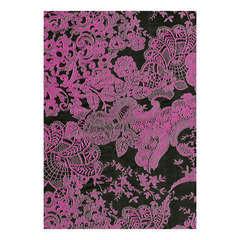 Feuille Décopatch 460 - Noir avec motifs