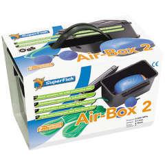 Kit aération Air-Box 2 avec coffret étanche