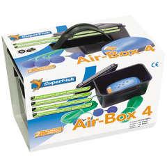 Kit aération Air-box 4 avec coffret étanche
