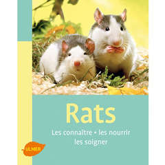 Livre animalerie rongeurs : Les rats Mini-Maxi