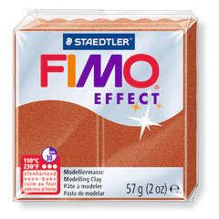 Pâte Fimo Effect, 57g - Métal cuivré
