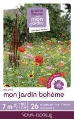 Mélange fleuri Bohème 7m2 : En boite