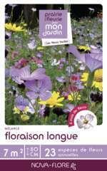 Mélange fleuri Delicates 7m2 : En boite
