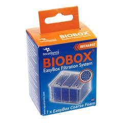 Easybox mousse large xs : plastique mousse l. 5,5 x l. 4 x h. 7 cm