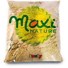 Sac de sable pour jeux d'enfants SMOBY : 15kg L 30 x P12 x H40 cm