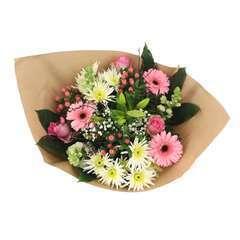 Bouquet de fleurs Florelite  Rose