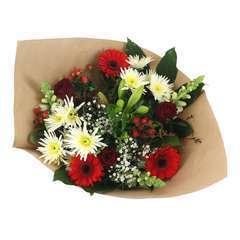 Bouquet de Fleurs ''Florelite Rouge''