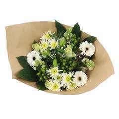 Bouquet de Fleurs ''Florelite Blanc''