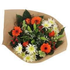 Bouquet de Fleurs ''Florelite Orange''