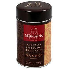 Chocolat en poudre arôme orange: 250g