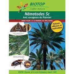 Nématodes utiles spécial palmier - 50m