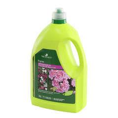 Engrais géraniums et fleurs de balcons  : bidon 3 litre