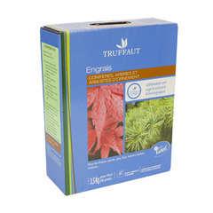 Engrais conifères et arbustes d'ornement : 3,5 kg