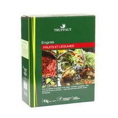 Engrais fruits et légumes : 4kg