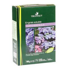 Engrais soluble  Hortensias bleu : 900 g