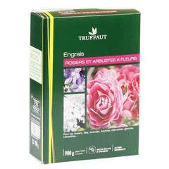 Engrais rosiers et arbustes à fleurs : 900g