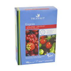 Engrais légumes-fruits : 800g