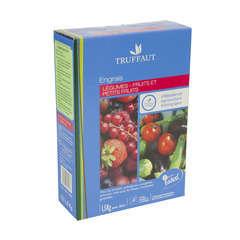 Engrais légumes-fruits : 1,5kg
