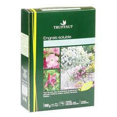 Engrais soluble Géraniums et plantes fleuries : 900g