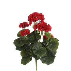Piquet geranium, rouge Ø 20 cm