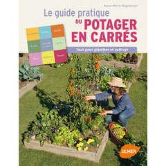 Livre: Guide du potager en carrés
