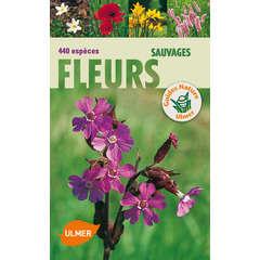 Livre: Fleurs sauvages