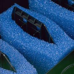Mousses de filtration bleues pour Biosmart 16000 pour bassin