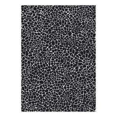 Feuille Décopatch 'Effet mosaïque' 564 - Noir