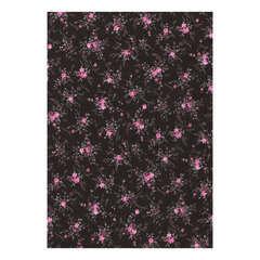 Feuille Décopatch 565 - Noir avec motifs