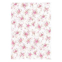 Feuille Décopatch 570 - Blanc avec motifs