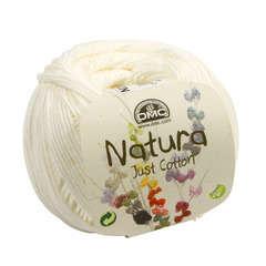 Pelote de coton Natura 50g - Ivory