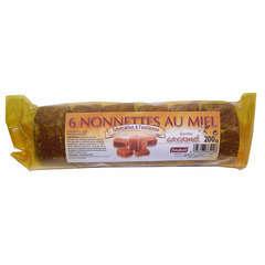 Nonnettes au caramel 200gr