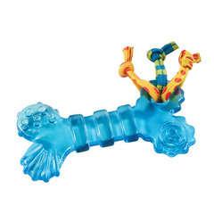 Jouet chien Mini Orka Bone : Bleu