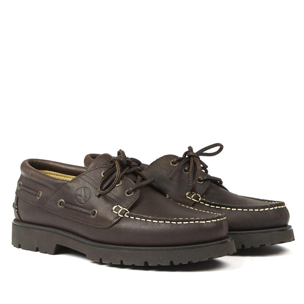 Chaussures Tarmac, pour homme: Marron foncé T43